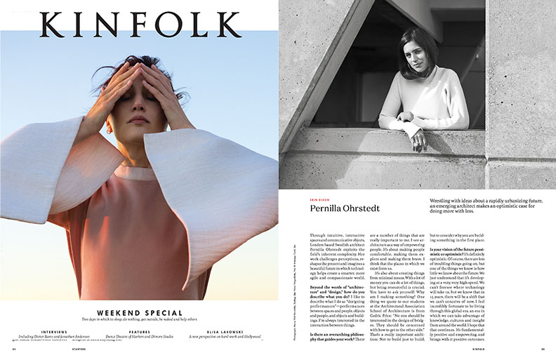 Kinfolk Magazine, Issue 23, 2017
